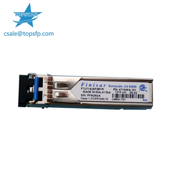 Finisar FTLF1424P2WCR Transceiver