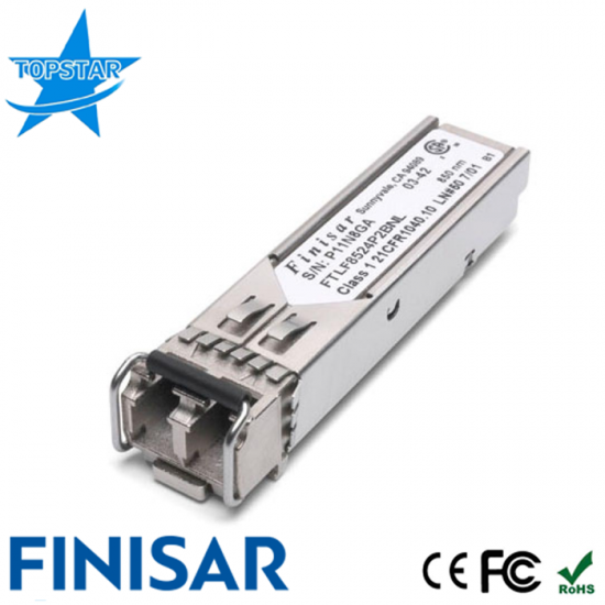 Professional Finisar FTLF8524P2xNV 4G 550m Optical Transceiver SFP Modules Supplier