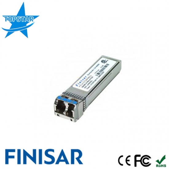 Professional Finisar FTLF1324P2xTL 4G Single-mode SFP 4km Optical Transceivers Supplier